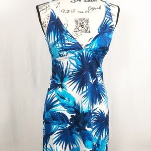 Tommy Bahama Halter Spa/Swim Dress Small